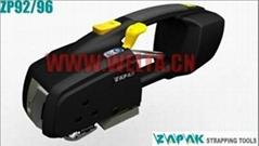 台湾ZAPAK 最新款ZP92A电动手提打电动包机