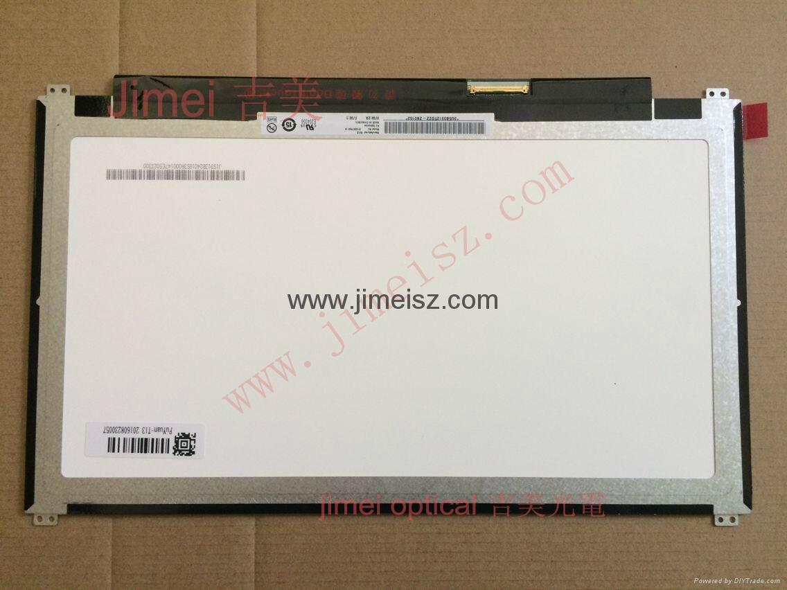 B133HTN01.2 LP133WF4-SPB1 N133HCE-GP1 13.3IPS廣視角廣色域液晶顯示屏幕顯示器 1