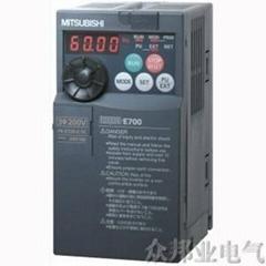 厂家热卖FR-E740-3.7K-CHT,三菱变频器广州总代理