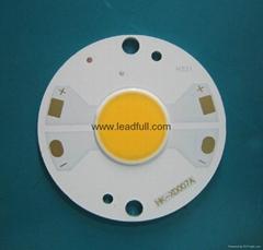 5-50W COB 平面光源 轨道射灯专用