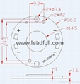5-50W Track lamp COB LED 2