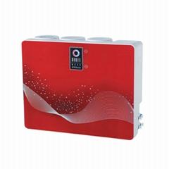 蘋果紅RO飲水機