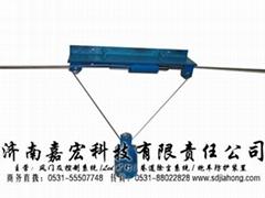 风门机械闭锁装置