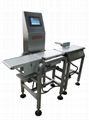 conveyor type online check weigher