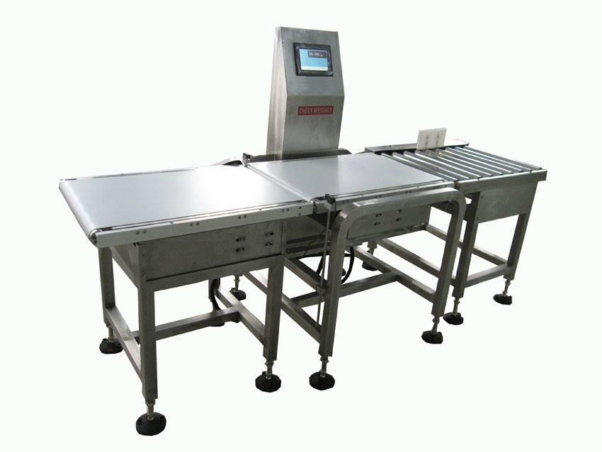 Check Weigher with Rejection system