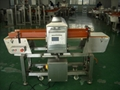 Stainless Steel #304 Conveyor Digital Metal Detector with automatical rejection