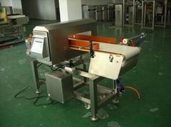 High Sensitivity Conveyeor Metal Detecting Machine for food, rubber,frozen fish
