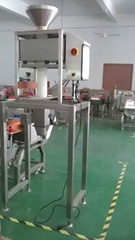 free fall metal detector for powder and granule products