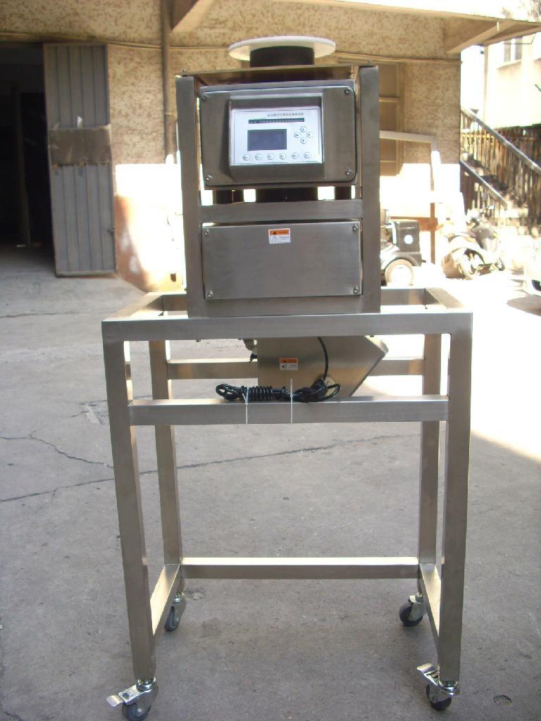 free fall metal separator, separation and sorting for powder,granule loose produ