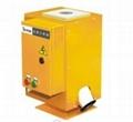 free fall metal separators for  food,