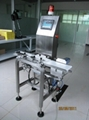 stainless check weigher