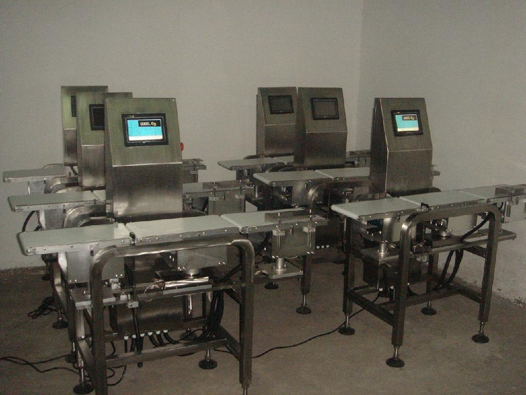 Check Weigher with CE