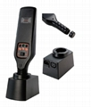 Handheld metal detector for gold