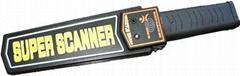 Portalbe handheld metal detector MD-3003B1