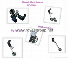 High-deepen underground metal detector MD-5008