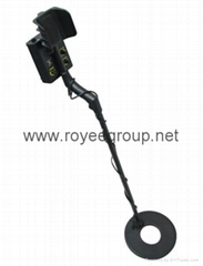 High sensitive underground metal detector GC1008 for si  er and gold