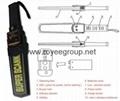 Handheld Metal Detector MD-3003B1