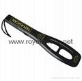 High Sensitivity Handheld Metal Detector GC-1004