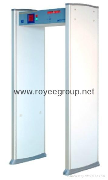 walkthrough door metal detector RY-II 1