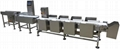 in motion poultry weighing systems