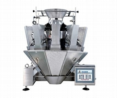 RY-A10 10 head dimpled weigher