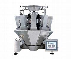 RY-A10 10 head dosing weigher, dosing machine