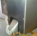 FOOD GRAVITY METAL DETECTOR for inline inspection of dry, powder or granular