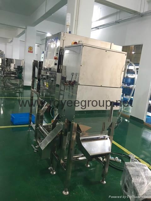 X-ray sorter for raisins production 2