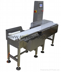 Hi-speed online conveyor Check Weigher
