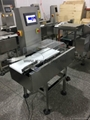 full automatic food check weigher