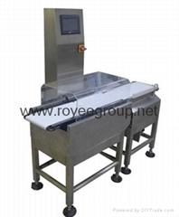 Supply of high-speed check weigher/weight check machine