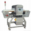 Stainless Steel Systems Metal Detector with Conveyor