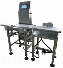 Long warranty check weigher