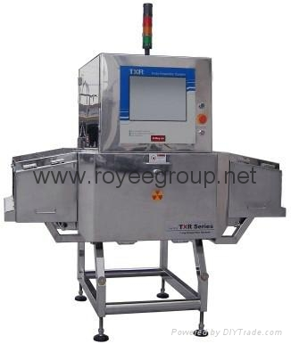 x-ray food inspection system