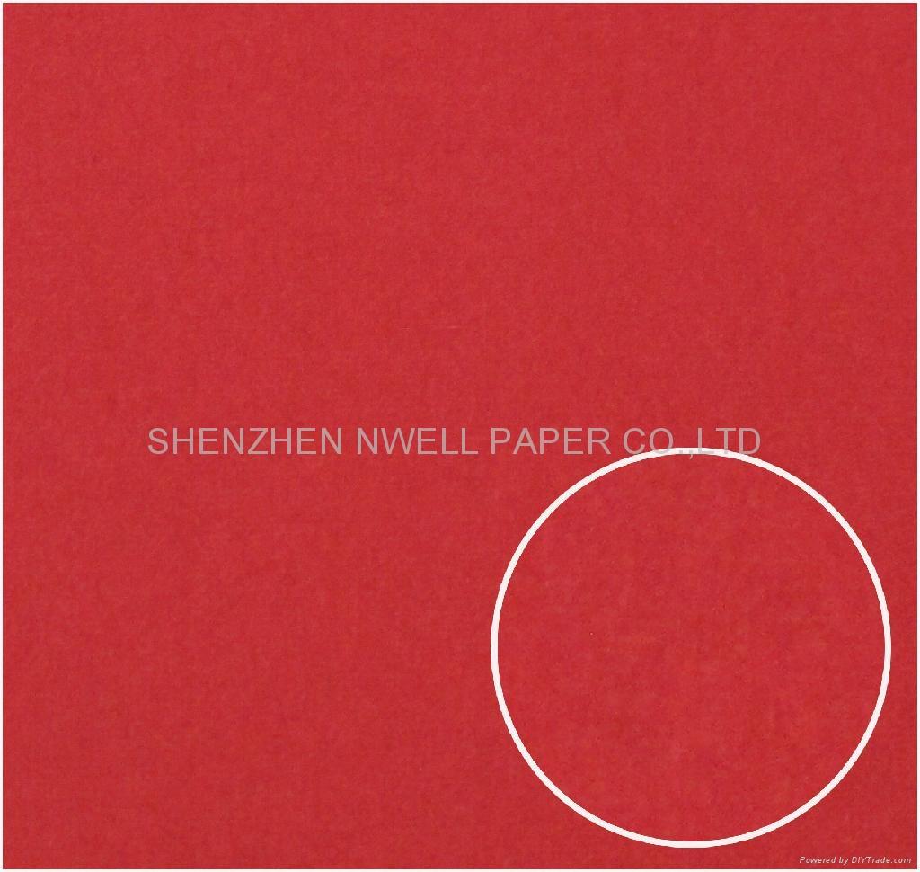 紅色卡紙 1