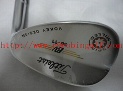 Titleist Vokey Spin Milled Tour Wedges