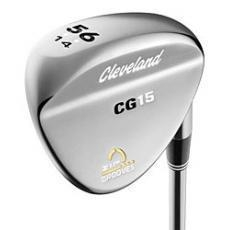 Cleveland CG15 Satin Chrome Wedgeis