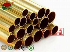 ASTM B135 standard brass tube