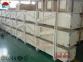 6 meters rectangular brass tube 3/4x1-1/2  3