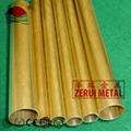ASTM B135 standard decorative brass tube