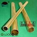 ASTM B135 standard brass plumbing pipe