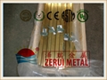 brass tubing in square type, ASTM B135