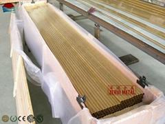6 meters long admiralty brass tubing