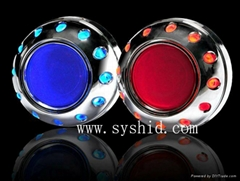 SYS-mini bi xenon projector lens with hid bulbs and xenon ballast