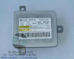 三菱 奧迪A6原裝氙氣大燈安定器配件