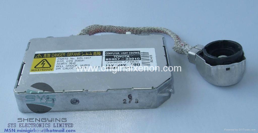Denso KDLT002 D2S D2R KOITO Ballast original parts