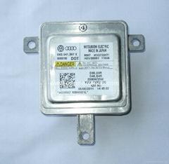 三菱奧迪A6原裝氙氣大燈安定器 鎮流器配件