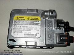 Philips D1S cadillac CTS original Xenon hid ballast OEMxenon hid Parts