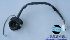 Mitsubishi wire D2S Ignitor wire ballast xenon hid W3T10571