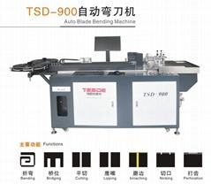 TSD-900全功能自动弯刀机